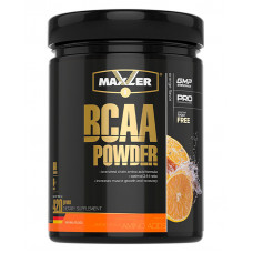 Аминокислоты BCAA powder, Maxler, (420 гр)