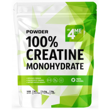 Креатин, Creatine Monohydrate, 4Me Nutrition, (500 гр)