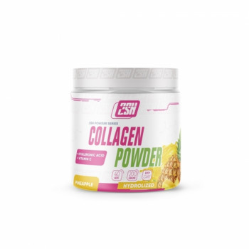 Коллаген, Collagen Hyaluronic Acid + Vit C powder, 2SN, (200 гр)