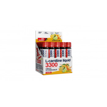 L-Carnitine liquide 3300 25 ml Be first